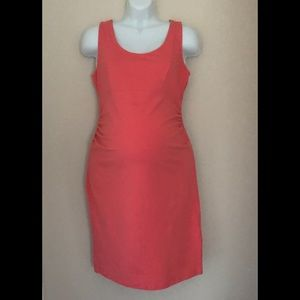 Old Navy Maternity Coral Tank Dress
